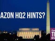 TLDR: Amazon HQ2 hints?