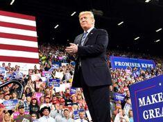 Trump defends Supreme Court nominee from Democrats' 'sick' attacks