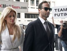 Papadopoulos's wife acknowledges special counsel team suspected she was Russian spy