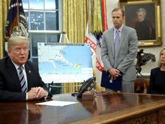 Trump skewered after calling Hurricane Florence 'tremendously wet'