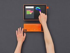 Kano's latest computer kit for kids doubles down on touch