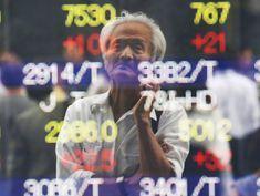 Markets Mixed, With China Dropping, as Trade War Intensifies