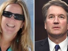 Classmate of Kavanaugh's accuser says not a case of mistaken identity