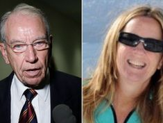 Kavanaugh accuser accepts request to testify before Senate committee next week