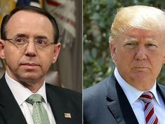 Deputy AG Rosenstein, who oversees Mueller probe, expected to be fired: Sources