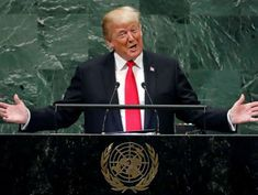 Trump 'didn't expect' to get laughed at while speaking at the UN