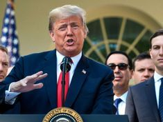 Amid Kavanaugh allegations, Trump says it's 'very scary time for young men' in US