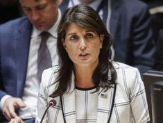 Nikki Haley expected to announce resignation: Sources