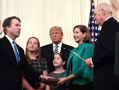 Women lead support for further investigation of Kavanaugh, poll says