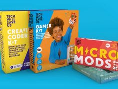 Tech Will Save Us offers STEM toys you'll actually use