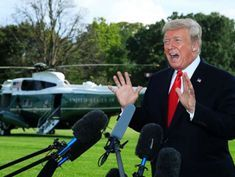 President Trump on historic media blitz: ANALYSIS