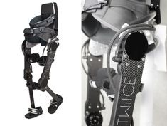 TWIICE One Exoskeleton furthers the promise of robotic mobility aids