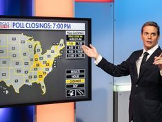 After a Bumpy 2016, TV Anchors Play It Safe on Midterm Night