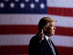 Trump says he 'stopped the blue wave' as many races too close to call: LIVE UPDATES