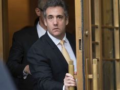 Michael Cohen, Trump's former personal attorney, mysteriously arrives in Washington