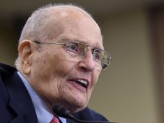Former Rep. Dingell, US's longest-serving lawmaker, dies