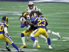 Robey-Coleman fined $26,000 for Super Bowl hit