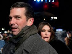 Donald Trump Jr. calls father's tweet about Sen. Elizabeth Warren 'savage'