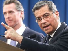 'Definitely and imminently' filing suit over national emergency: California AG