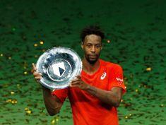 Tennis: Monfils overcomes Wawrinka to lift Rotterdam title
