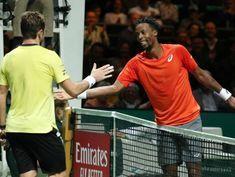 ATP roundup:  Monfils tops Wawrinka in Rotterdam