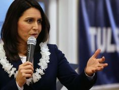 Tulsi Gabbard defends non-intervention stance in Syria, Venezuela