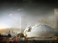 This robotics museum in Korea will construct itself (in theory)