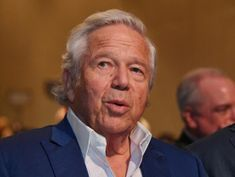 NFL Super Bowl champion team owner Robert Kraft charged with soliciting prostitute: police