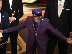Trump slams Spike Lee calling his Oscars speech a 'racist hit'