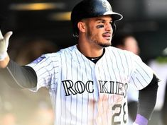Reports: Rockies finalizing eight-year, $260 million contract with Arenado