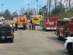 Dozens taken to hospital after 'accidental' chemical spill at water treatment plant