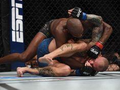 Mixed Martial Arts: Jones retains title, Usman first Africa-born champ