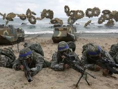 US ends annual spring military exercises with South Korea