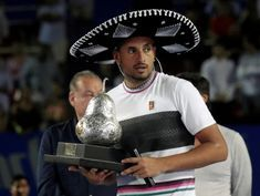 Inimitable Kyrgios leaves convention in his wake