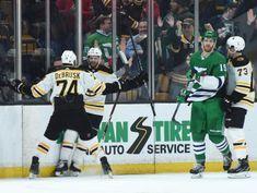 NHL roundup: Bruins' OT win extends streak