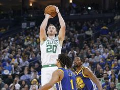 NBA roundup: Celtics stun Warriors in blowout