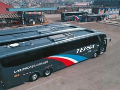 Kymeta and Airbus go on the road in Peru to demonstrate 'SmartBus' satellite links