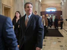 Cohen shared documents on false statement to Congress with House Intel Committee