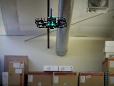 Led by ex-Oculus research scientist, Seattle drone startup Vtrus raises cash for indoor inspection tech