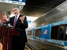 Joseph Boardman, Amtrak Chief During Record Growth, Dies at 70