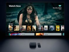 Apple's streaming service could feature content from partners