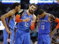 NBA roundup: Thunder rally past Nets