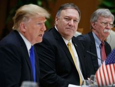 Pompeo, Bolton deny derailing North Korea nuclear talks after regime calls them out