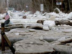Nebraska dealing with record river flooding