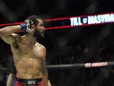 Masvidal, Edwards brawl after UFC Fight Night