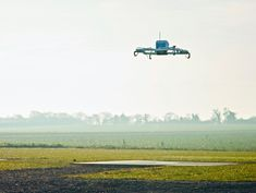 Skies Aren't Clogged With Drones, but Don't Rule Them Out Yet