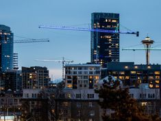 Another Role for Construction Cranes: Economic Indicator