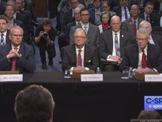 Hearings on Boeing 737 MAX crashes focus on certification and pilot training