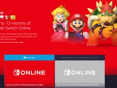 Amazon's newest Twitch Prime perk: Up to a year of free Nintendo Switch Online access