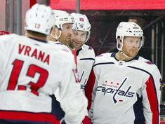 Capitals lock up playoff spot with win over Hurricanes